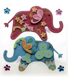Buy markers, stickers, embellishments and more for your scrapbooks at JOANN. With over supplies to choose from, scrapbooking just got more interesting. Felt Crafts Diy, Sewing Crafts, Sewing Projects, Paper Crafts, Felt Projects, Paper Toys, Felt Embroidery, Felt Applique, Primitive Doll Patterns
