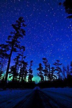 I love camping!