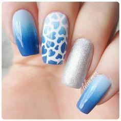 Heart Nails  #nail #nails #nailart #naildesign #nailpolish #nailstagram #manicure #mani #neglelakk #manikyr #instanails #nagellack #nailspiration #notd #nailsoftheday #cutenails #cutemani #nails2inspire #nailartaddict #nailsofinstagram