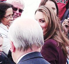 The Duchess of Cambridge during a visit to Stockton-on-Trees on October 10th, 2012.