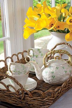 Celebrating St. Paddy's Day - Tea Time Magazine.