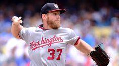 MLB: Stephen Strasburg valora no jugar en Juego de Estrellas para evitar lesionarse