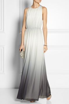 Alice + Olivia, $595 at Net-a-Porter this would be a good bridesmaid dress, not bridal enough for a bride though