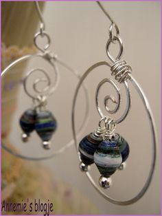 Paper Beads Earrings   Recent Photos The Commons Getty Collection Galleries World Map App ...