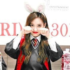 Booing-booing  #JYP #Twice #트와이스 #ONCE #원스 #Nayeon #나연  @TWICETAGRAM ♡