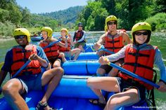 4 of the Best Places to Enjoy Poconos Whitewater Rafting | The French Manor Inn & Spa | Poconos, PA