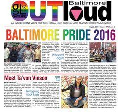 Baltimore OUTloud • June 22, 2016