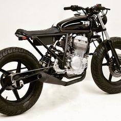 Low Budget Customs Honda CBX 250