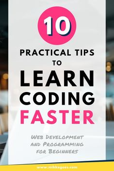 How can you learn coding as fast as possible to achieve your programming goals and start a career in tech? Follow these powerful tips to start learning to code the right way. Pick the right programming language, set your long-term goals, and learn the right tools one by one. Become a web developer, start freelancing, or start an online business to make money coding. #mikkegoes #coding #programming #webdev #webdevelopment #learntocode