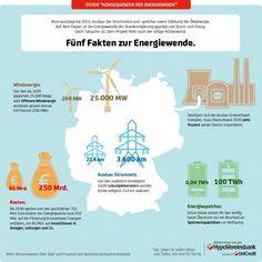 Fünf Fakten zur Energiewende - Die Banken müssen es ja wissen... Verkohlen kann so einfach sein...