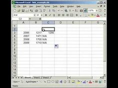 How to link two (multiple) workbooks and cells in Excel Computer Tips, Microsoft, Technology, Electronics, Words, Link, Youtube, Tech, Tecnologia