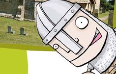 Hands On History: History for Kids-   BBC site of interactive lessons: Ancient,  World, European History
