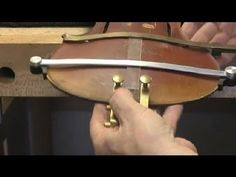 How to Fix a Violin Belly Crack : Violin Maintenance Violin Repair, Woodworking Finishes, Musical Instruments, Tools, Image, Music Instruments, Instruments, Appliance, Vehicles
