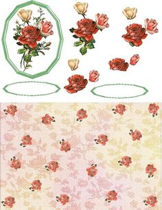 Butterfly Blue: Roles For Decoupage