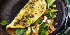 Recept: Super healthy poweromelet van Rens Kroes