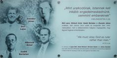 El Museo del Holocausto inauguró una placa en recuerdo de cuatro testigos de Jehová ejecutados durante la era nazi.