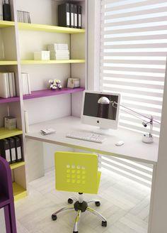 Crea, imagina, sueña y viaja con tu imaginación en un escritorio de @Muebles Ros