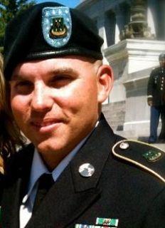 US Army: Sergeant 1st Class Trenton L. Rhea