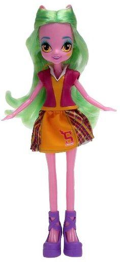 Friendship Games!!! Lemon Zest School Spirit doll