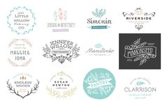 HandSketched Vector Elements Pack - Illustrations - 3