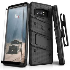 Zizo Wireless is a cell phone case brand that was founded in 2006. Zizo products carry a wide selection of smartphone models and the Samsung Galaxy Note 8 cases series that cater to your needs! The only cellphone accessories brand that doesn't just focus on flagship devices.