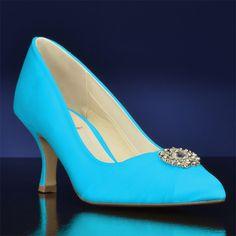 PINK SPLENDOUR IVORY, WHITE Wedding and Bridesmaids Shoes IVORY , WHITE Bridal Shoes: