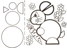 Аппликации для детей из геометрических фигур Mathematics Geometry, Teaching Geometry, Learning Time, Kids Learning, Fun Activities For Kids, Learning Activities, Shape Games, Shapes For Kids, Toddler Learning Activities
