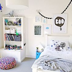 Stylish Ideas For Your Kids Bedrooms - The Stylist Splash