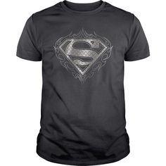 Superman Tribal Steel Logo T Shirts, Hoodies, Sweatshirts. CHECK PRICE ==► https://www.sunfrog.com/Geek-Tech/Superman-Tribal-Steel-Logo-.html?41382