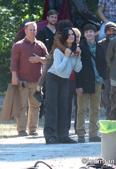 BTS Once Upon a Time Season 5a - July 14, 2015 | by katmtan