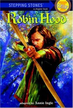 Robin Hood Bullseye Step into Classics Reissue