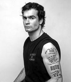 Henry Rollins, 1988