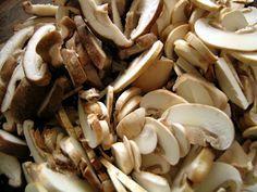 La Cucinetta:  strogonoff de cogumelos