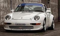 5eme place de la Carrera Cup,Porsche 911 type 993 Cup coupé 1995