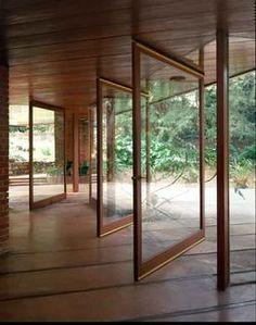 """John Lautner-designed modernist house in California used in """"The Single Man"""""""