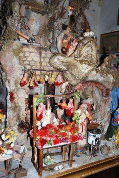 #Nativity Scene in #Naples