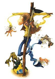 ESPANTALHO - scarecrow