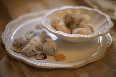 What about a Xmas tea party with amaretti? http://www.dishesonly.com/products/oro-dinner-set-christmas