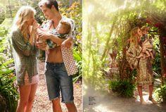"Editorial Cosmopolitan UK Last Isuue ""Love Story"" Feta Francisco Lachowski & Jessiann Gravel By Olivia Graham"