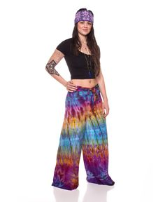 NEW! Free to Be Tie-Dye Pants