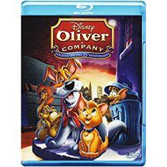 Oliver & company(25' anniversario - edizione speciale) [(25' anniversario - edizione speciale)] [Import anglais]
