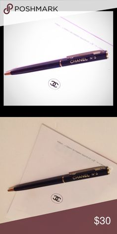 VIP CHANEL Gift 🎁 PEN Authentic Chanel VIP pen for Chanel clients only CHANEL Accessories