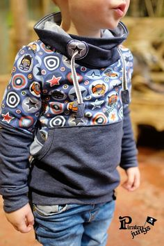 Trendy Funny Shirts For Boys Kids Girls Ideas Baby Boy Knitting Patterns, Baby Clothes Patterns, Clothing Patterns, Babies Clothes, Sewing For Kids, Baby Sewing, Baby Girl Fashion, Fashion Kids, Fashion Wear