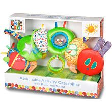 The World of Eric Carle Activity Caterpillar Toy at Toys R US/Babies R Us
