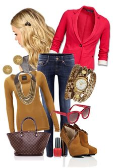 """chic....by monique"" by anabelenalons on Polyvore"