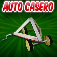 Como hacer un auto casero Golf Clubs, Diy And Crafts, Crafts, Strollers, Recycled Materials, Manualidades, Toys, Hipster Stuff