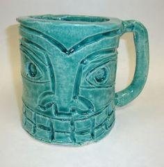 Thomas Elementary Art: 5th Grade Tiki Mugs