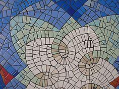 Twin dolphin mosaics | Flickr - Photo Sharing!