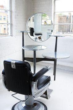 Fourth Floor hair salon, London