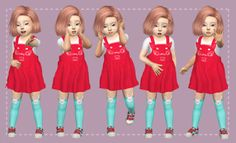 Sims 4 CC's - The Best: Toddler Poses by a-radioactive-mess
